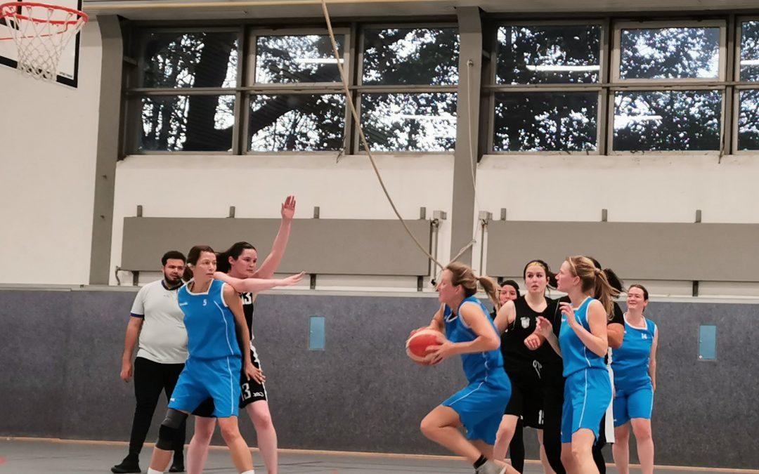POL-Damen gewinnen gegen Hamburg Towers 2